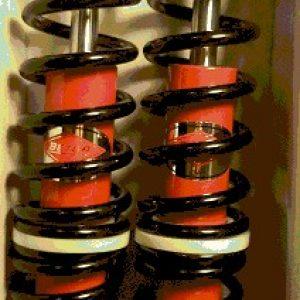 Amortiguadores traseros Cota 348-349