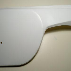 Placa lateral Enduro H7 / Cappra Vg (derecha)