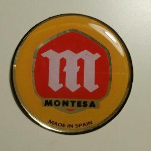 Logo Montesa Resina