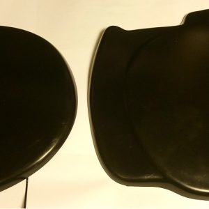 Tapas laterales Cappra VB en plastico