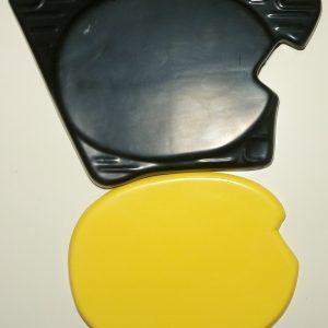 Tapas laterales Enduro K-H-H6 Cappra VA en plástico