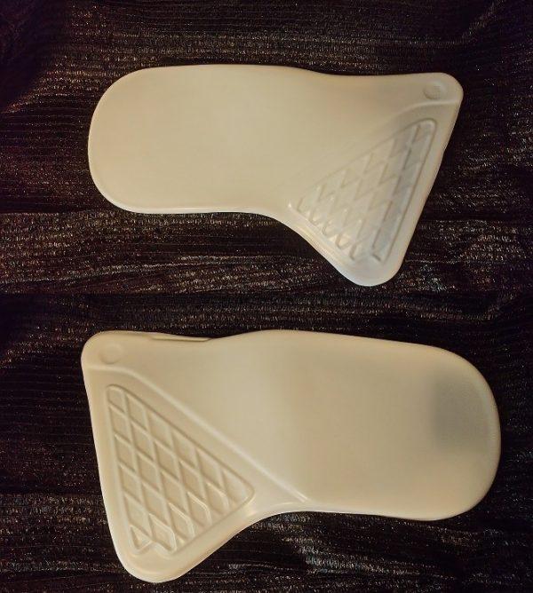 Tapas laterales plástico Cappra 125-250-414 VE/VF, Enduro 360H6 plastico