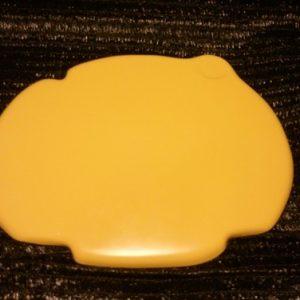 Tapa delantera Cappra (amarillo)
