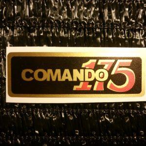 Pegatina comando 175