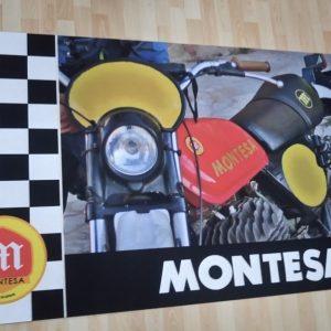 Petate con Logo Montesa