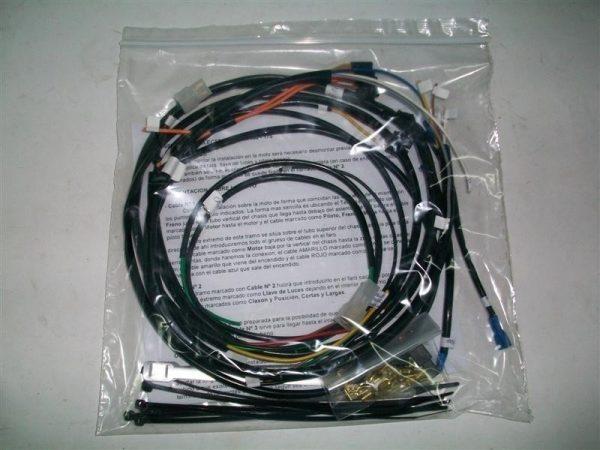 Instalación eléctrica Cota 348